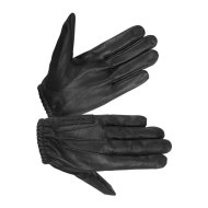 Hugger Ladies Police Safety Gloves Unlined Technaline Leather Water Resistant Gloves