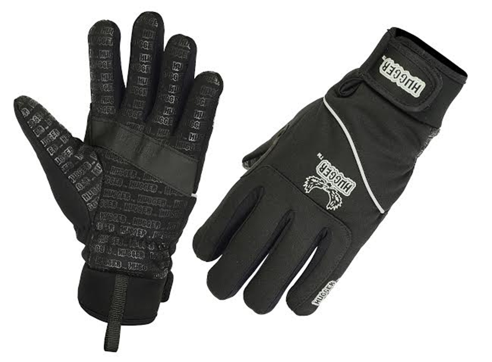 Men's Cold Stop Winter Textile Gloves, Water Resistant (M.THGP)