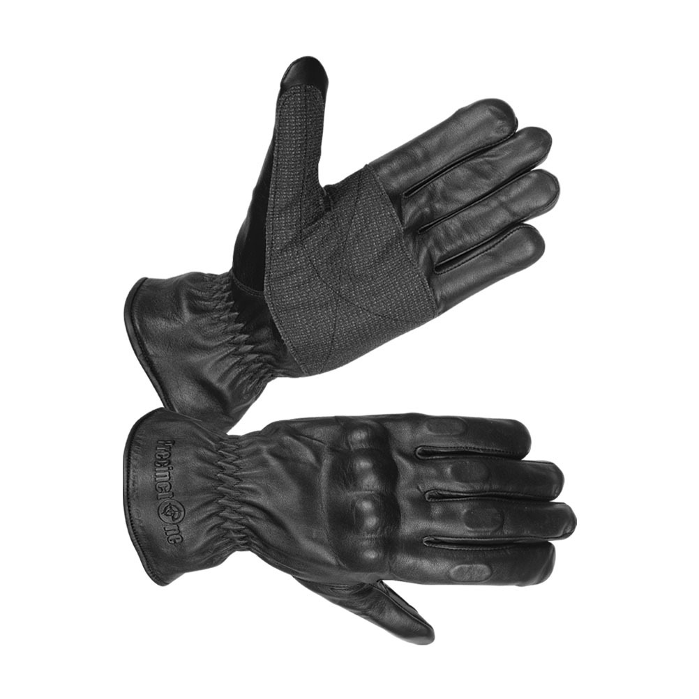 Men's Safety Unlined Technaline Leather Gloves, Quick Response with Kevlar