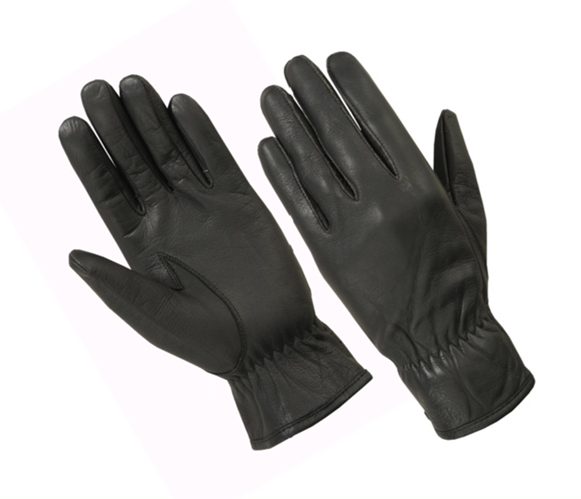 Ladies Unlined Technaline Leather, Basic Seamless Riding Gloves (L.WBSRG)