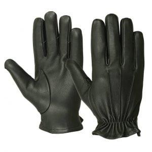 Men's Deerskin Three Seam Short Gloves