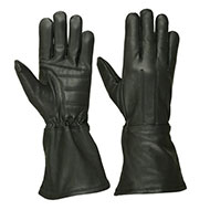 Men's Deerskin Gauntlet Glove
