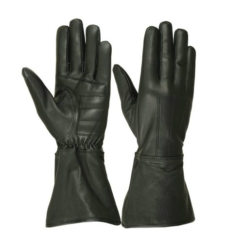 Ladies Deerskin Gauntlet Glove