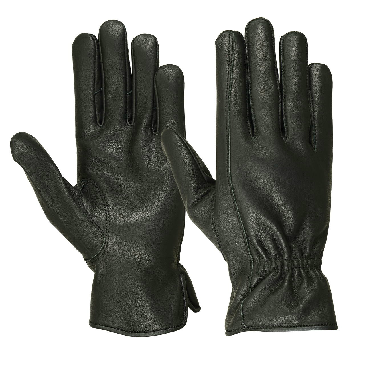 Men's Deerskin Roper Gloves
