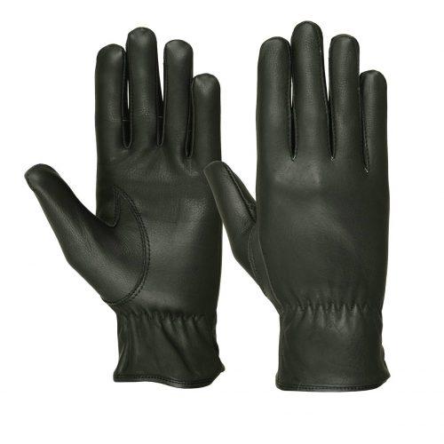 Ladies Water Resistant Deerskin Basic Riding Gloves