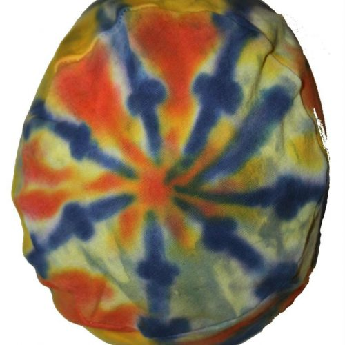 Head Hugger, Multi-Color Tie Dye