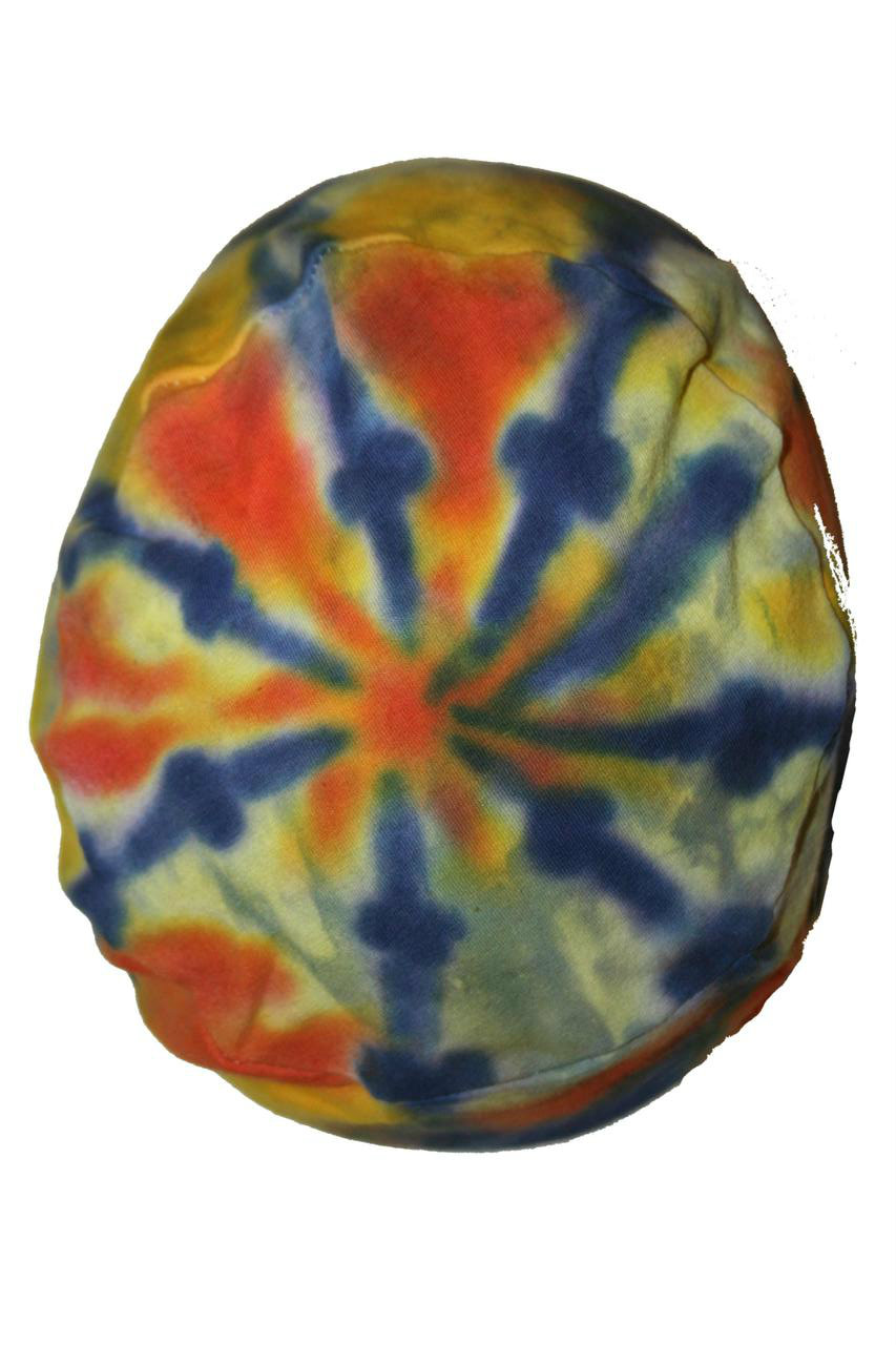 Head Hugger, Multi-Color Tie Dye