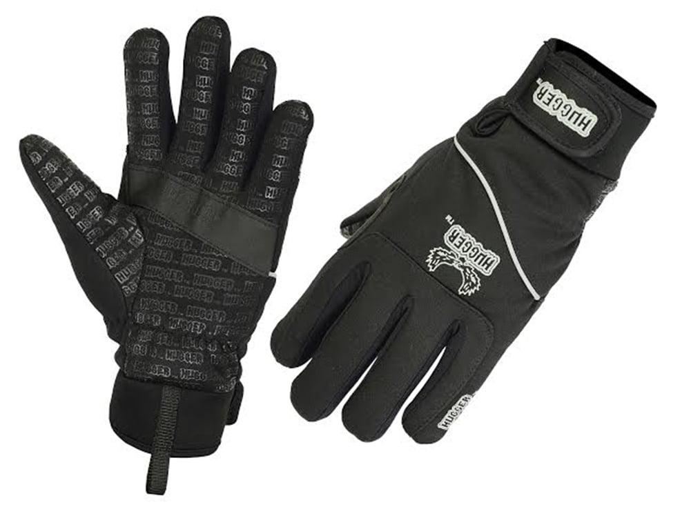 Men's Cold Stop Winter Textile Gloves, Water Resistant (M.THGP)