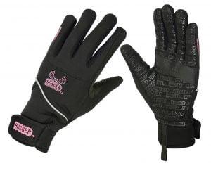 Ladies Cold Stop Winter Textile Gloves, Water Resistant (L.WTHGP)