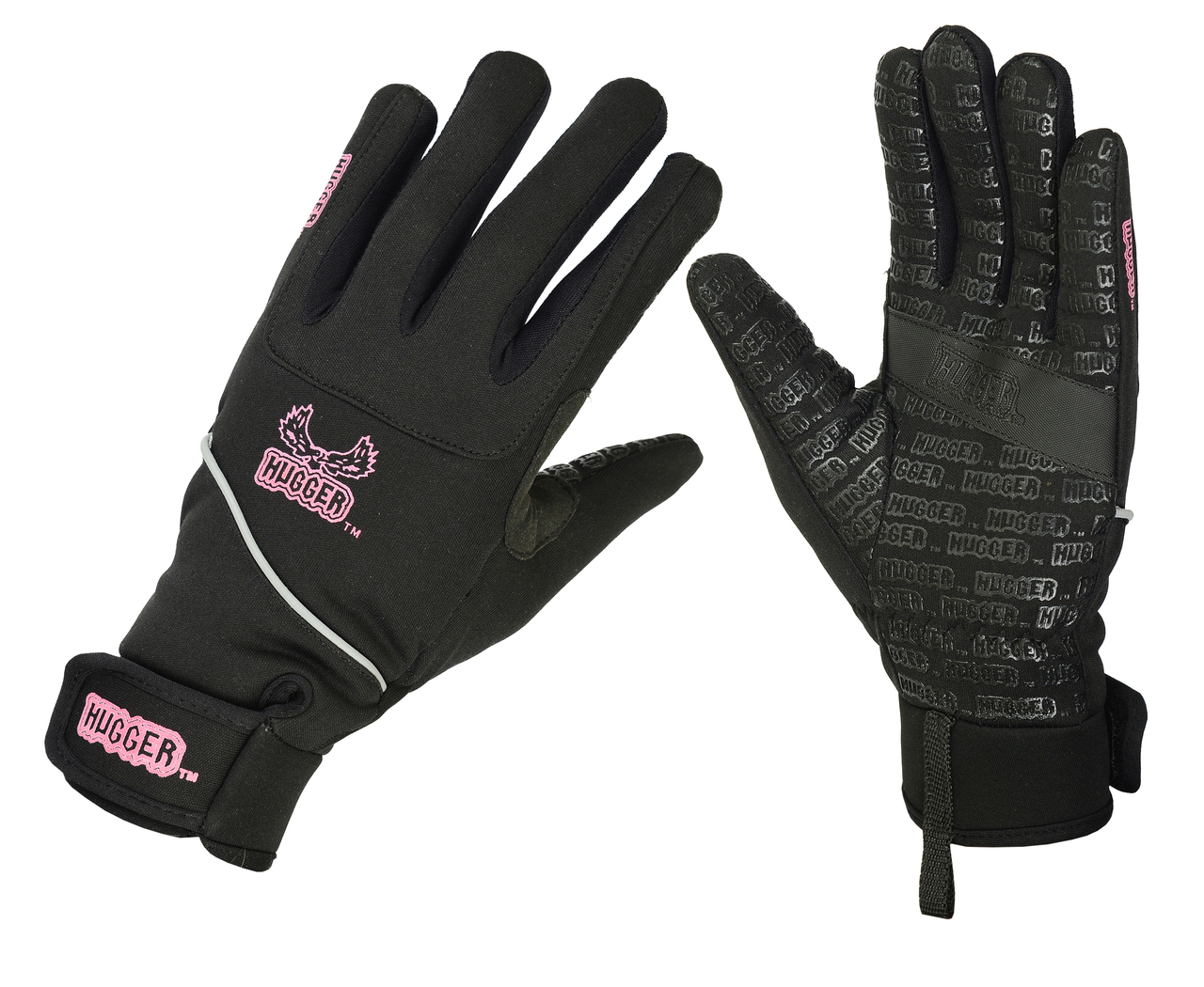 Ladies Cold Stop Winter Textile Gloves, Water Resistant (L.WTHGP)