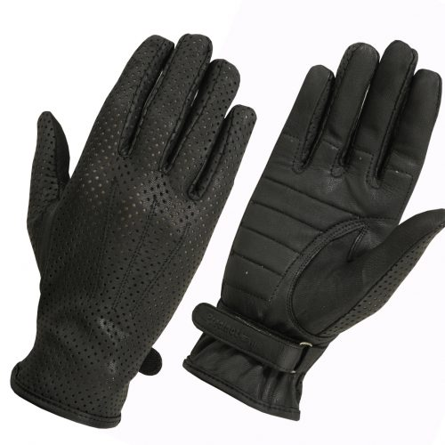 Ladies Goatskin Quick Dry Gloves with Gel Palm