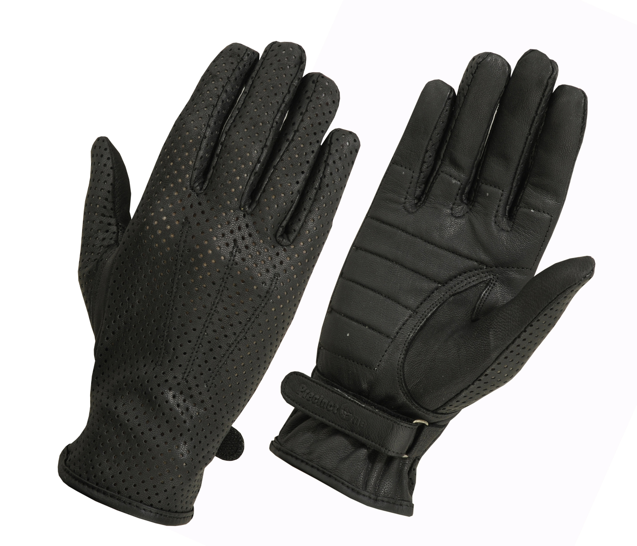 Ladies Unlined Technaline Goatskin Leather, Quick Dry Gloves with Gel Palm (L.WWLG)