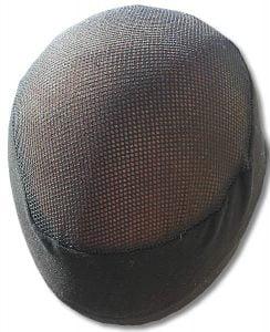 Head Hugger, Mesh Top, Black (A.HH409BB)