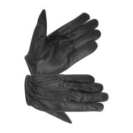 Men's Leather Pull-on Gloves with Kevlar