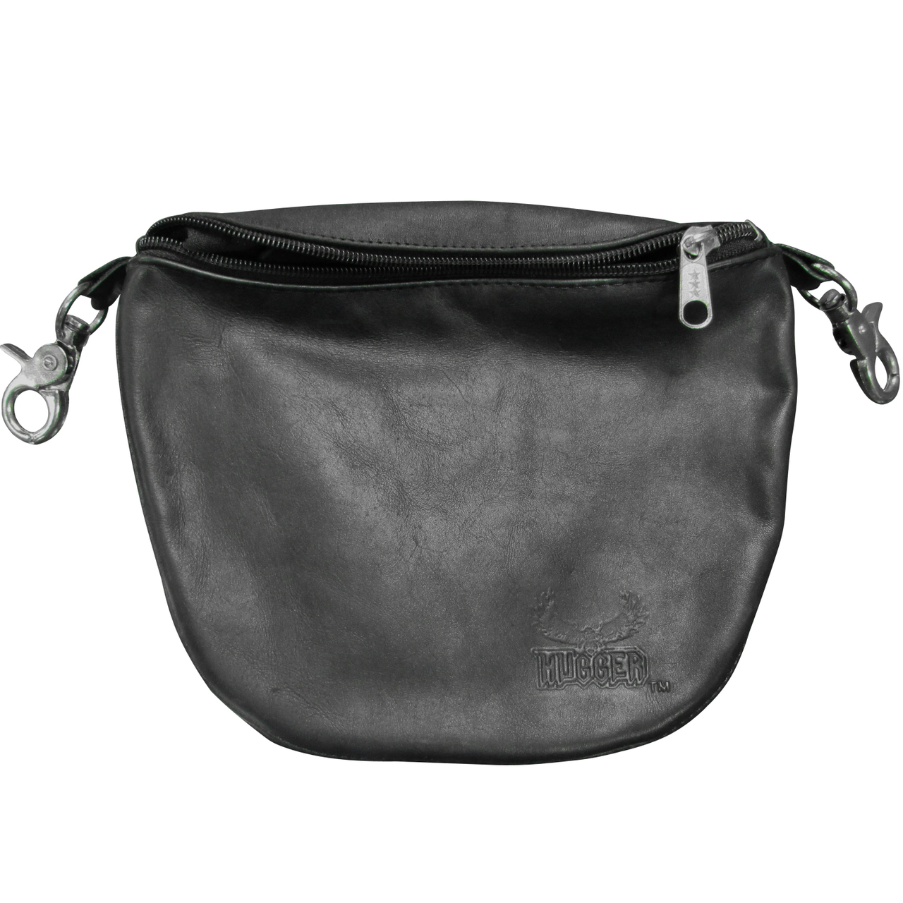 Classic Hip Hugger Bag, Water Resistant Technaline Leather Purse (A.ACHH)