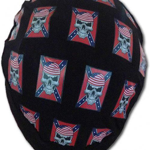 Head Hugger, Skull-Rebel (A.HHSKULL-REBEL)
