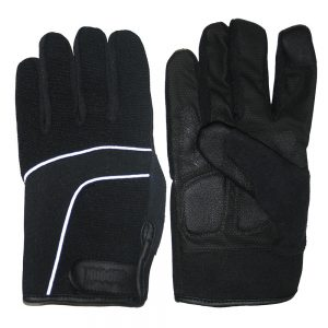 Men's Reflective Motorcycle Gloves Night Bike Riding Reflector Gloves