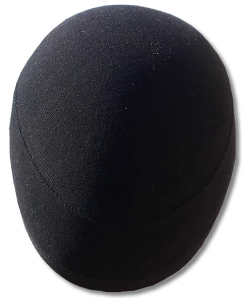 Head Hugger, Black (A.HH426B)