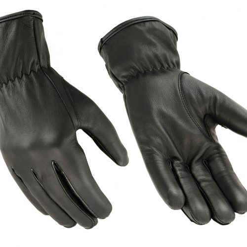 Men's Unlined Basic Seamless Riding Gloves