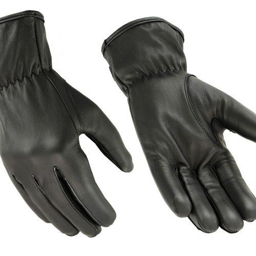 Men's Unlined Basic Seamless Riding Gloves