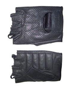 Ladies Fingerless Technaline Goatskin Leather, WeatherLite Chopper Gloves (L.WWLC)