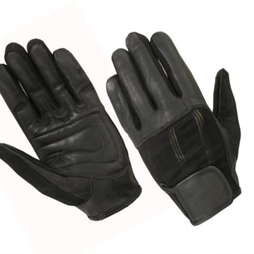 Ladies Unlined Technaline Leather, Summer Touring Gloves (L.WKSTG)