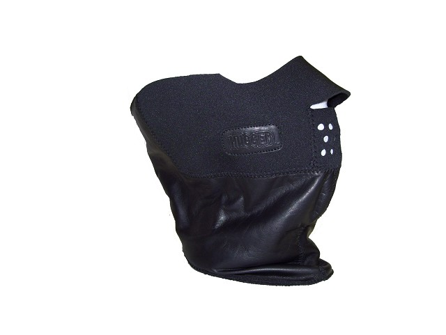 UniseX-Protector Face Mask, Water Resistant Technaline Leather (A.AXP)