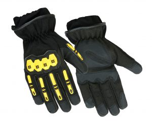 Hard Knuckle Fire Gloves