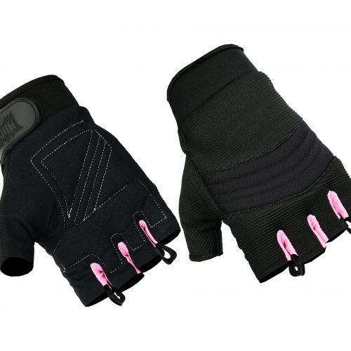 HG35-Fingerless-Pink with Loops