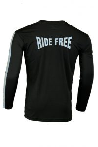 Men's Reflective Shirt -Ride Free -Back