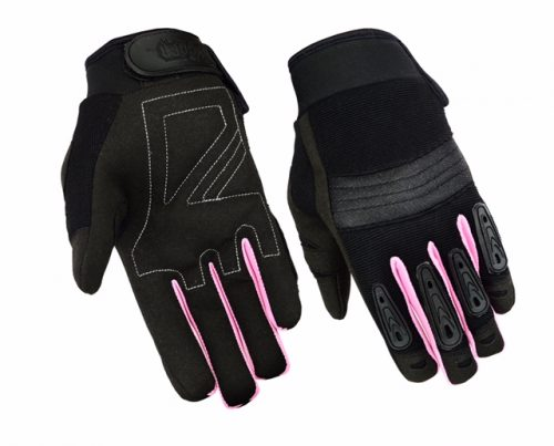Women's Air Cooled Gloves -Pink