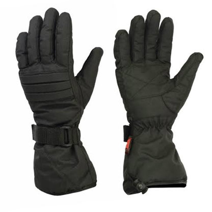 Men's Double Insulation Textile Gauntlet
