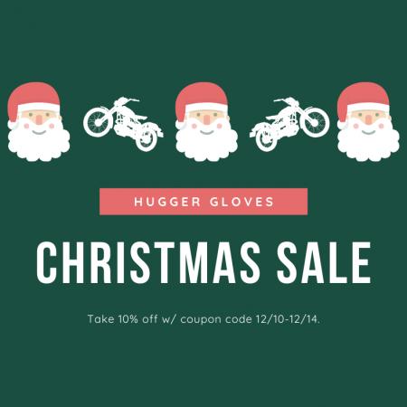 Hugger Xmas sale 1